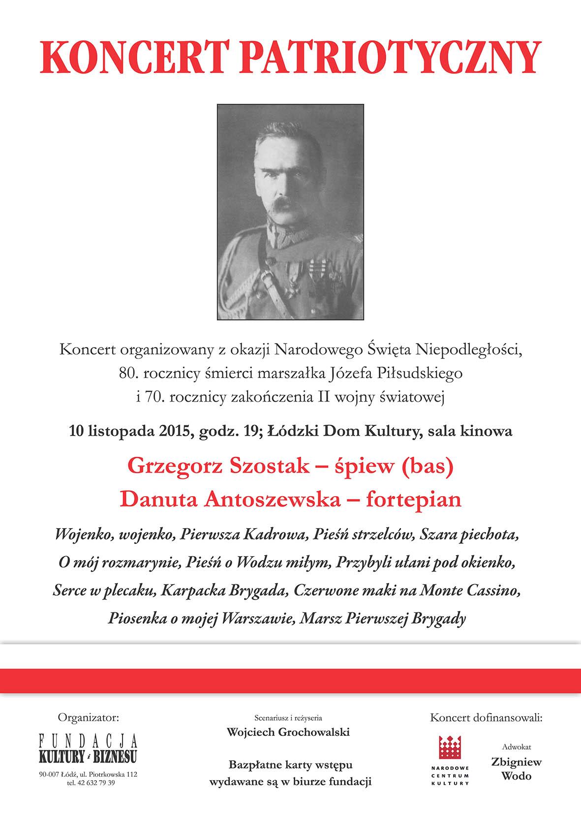 Zaproszenia / Plakaty / Programy – Kultura i Biznes